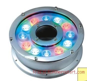 LED大功率喷泉灯