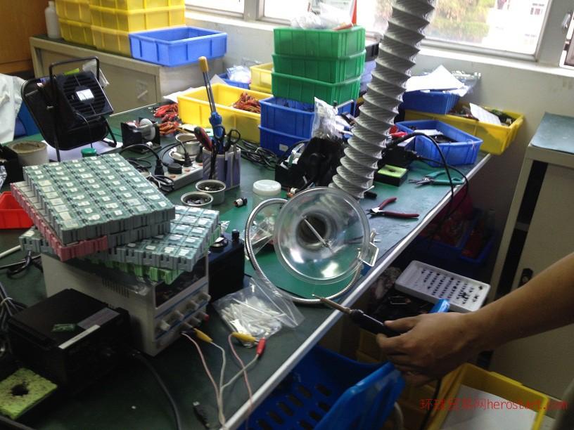 沙井焊锡废气异味处理松岗焊烟废气烟雾处理