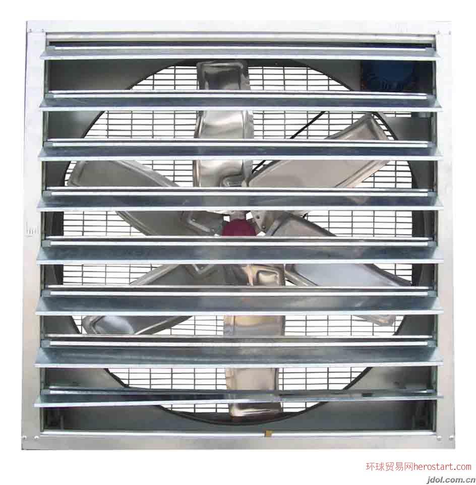 龙岗塑胶车间排气扇安装聚能10 年专业通风散热