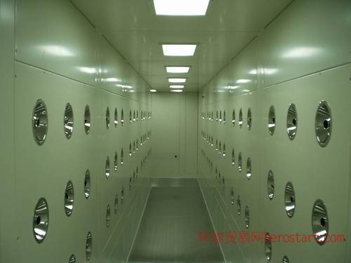 深圳净化设备维修专业风淋室货淋室维修检测