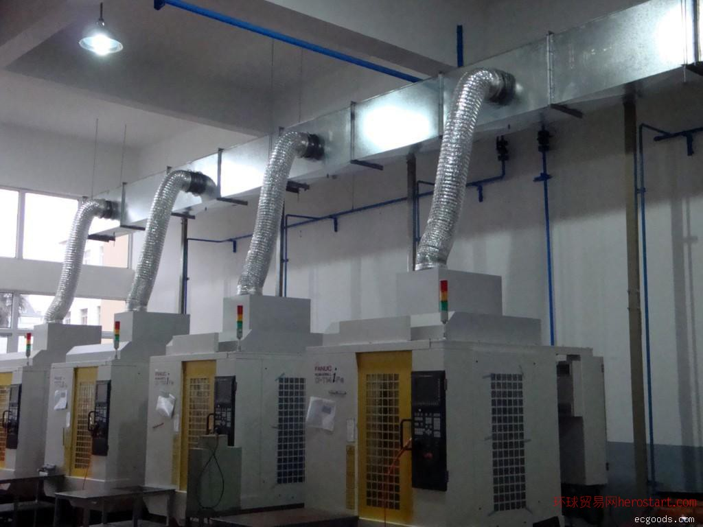 深圳印刷油墨车间通风深圳印刷车间降温油墨除尘处理