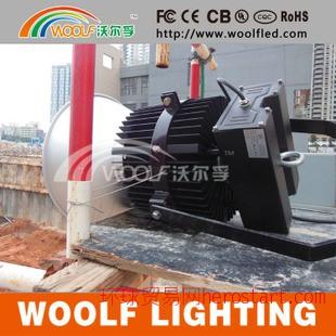 WOOLF沃尔孚450WLED塔吊建筑工地专用灯窄光束塔吊灯