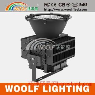 爆款 300W超大功率塔吊灯 高杆灯高尔夫球场灯 可选茂硕驱动