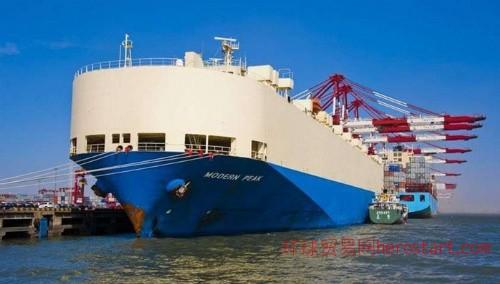国际货运代理散杂船滚装船特种柜