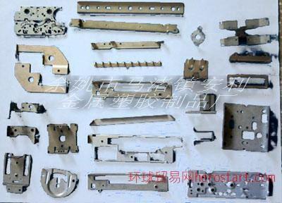 冲压加工各种配件,金属五金,级进模冲压加工