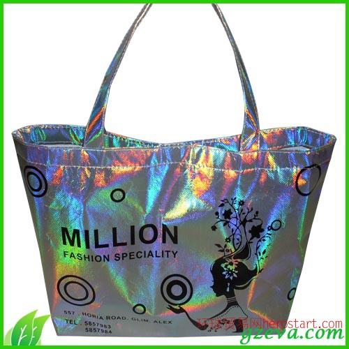 南昌环保袋广告宣传佳 南昌广告环保袋
