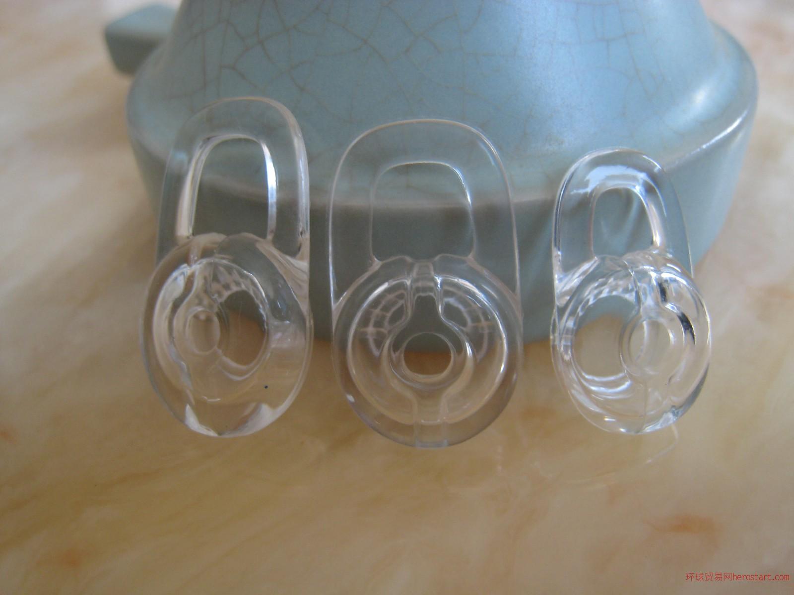 液态硅胶套,高透明硅胶耳帽,缤特力蓝牙硅胶耳塞
