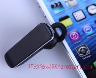 mini苹果蓝牙耳机外壳 耳挂式