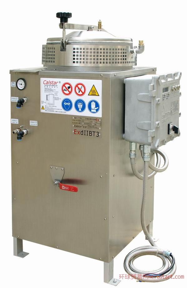 水冷数控防爆溶剂回收机