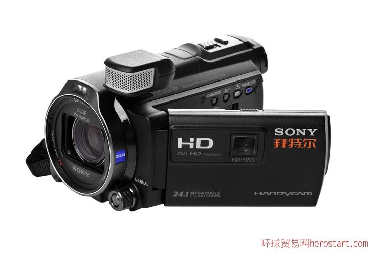 索尼化工厂防爆数码摄像机