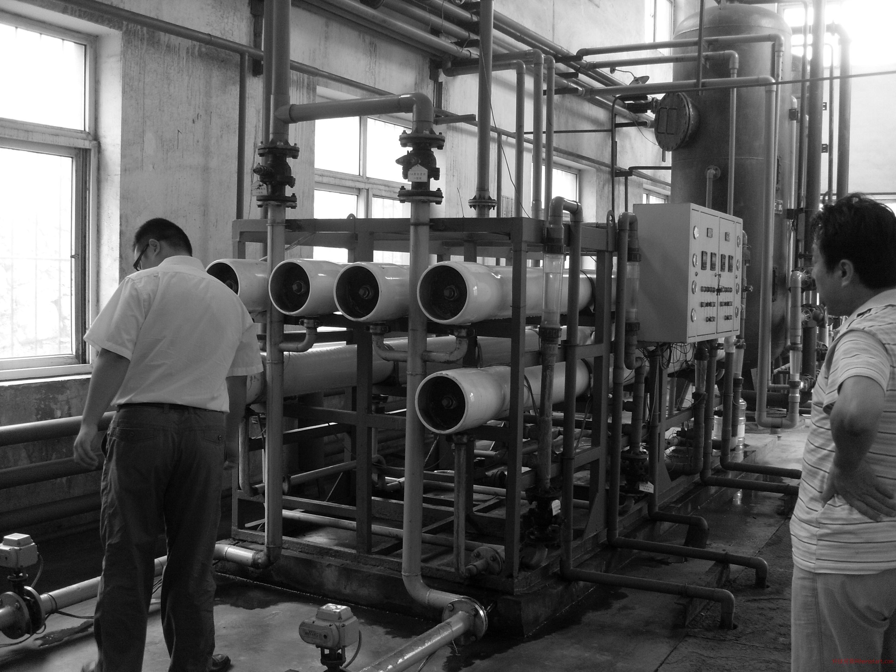 邯郸市峰峰通洁工业设备清洗有限公司 工业水处理技术服务