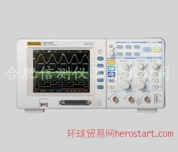 合肥数字存储示波器销售,100MHz数字示波器