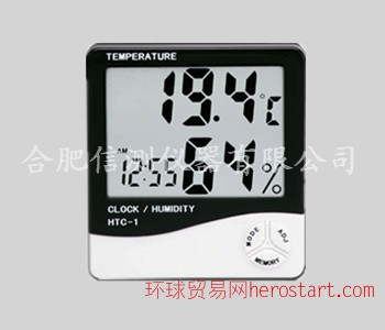 合肥数显温湿度计销售,温湿度计价格