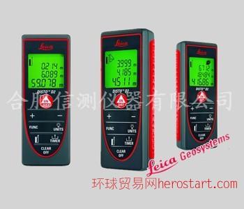 合肥代理销售徕卡激光测距仪,徕卡D2,D5测距仪