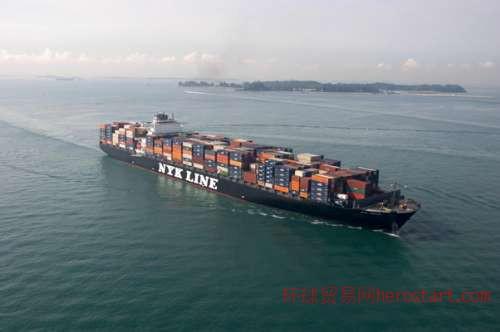 青岛-澳洲 海运费