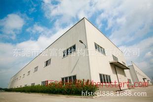 广东钢结构工程制作、安装服务公司