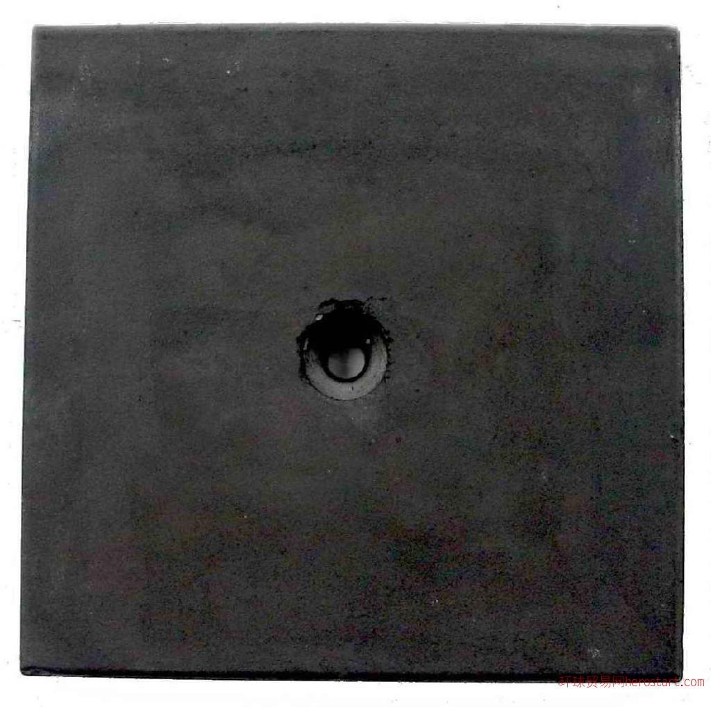 压延微晶板