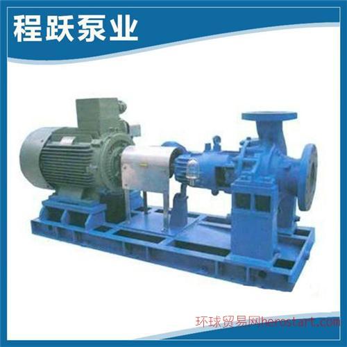 化工流程泵,流程泵,程跃泵业图