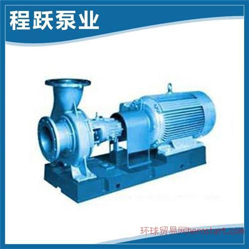 流程泵程跃泵业化工流程泵
