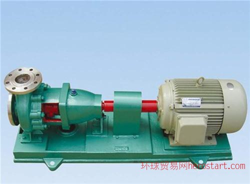 程跃泵业化工离心泵化工离心泵原理