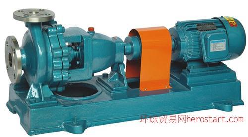 化工离心泵程跃泵业石油化工离心泵