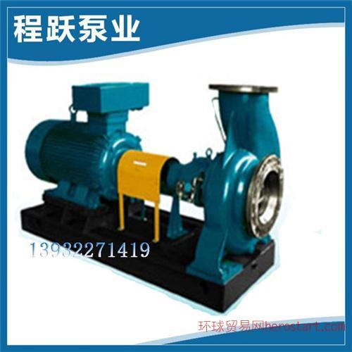 程跃泵业池州化工流程泵化工流程泵参数