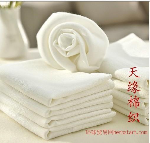 天缘纺织供应各种规格纯棉纱布双层纱布漂白纱布