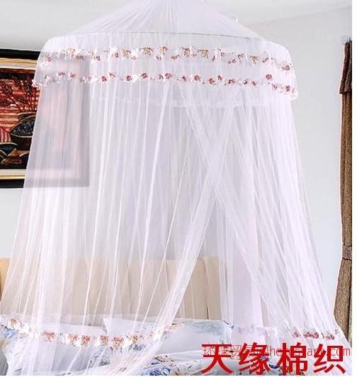 保定天缘纺织蚊帐纱布 稀疏纱布 床上用品