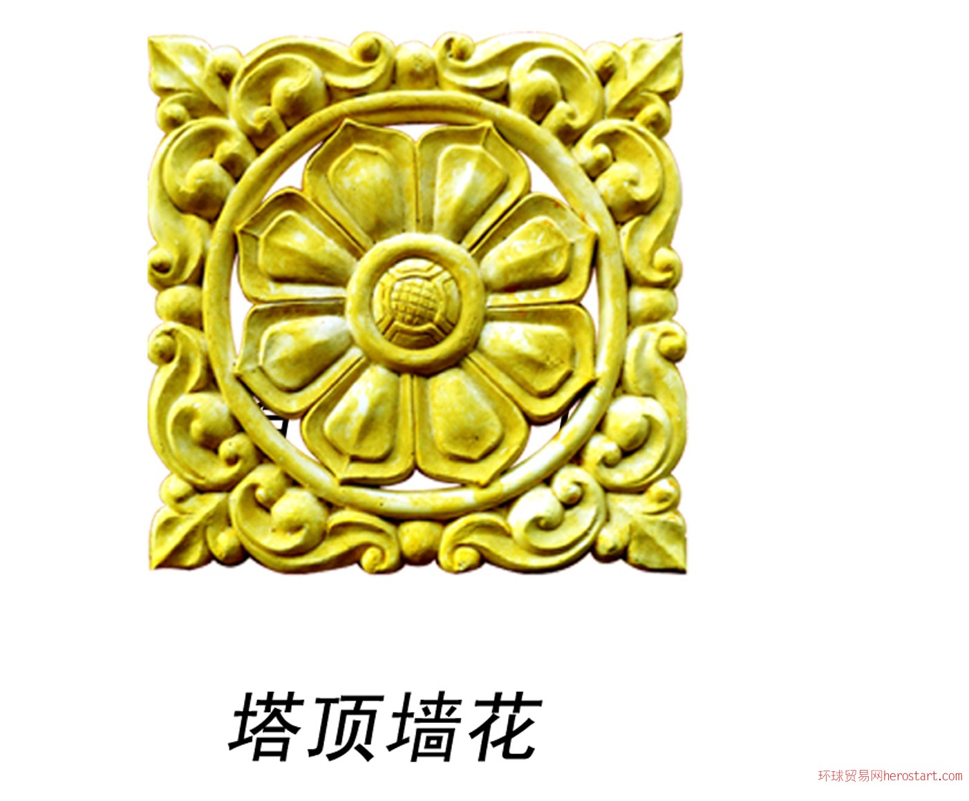 傣王宫部分装饰图片