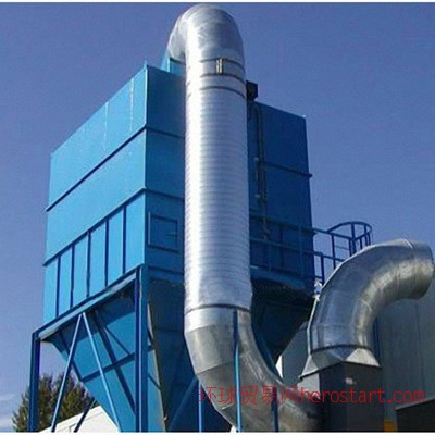 矿山煤碳等非金属超细粉加工行业专用除尘设备DMC单机脉冲除尘器