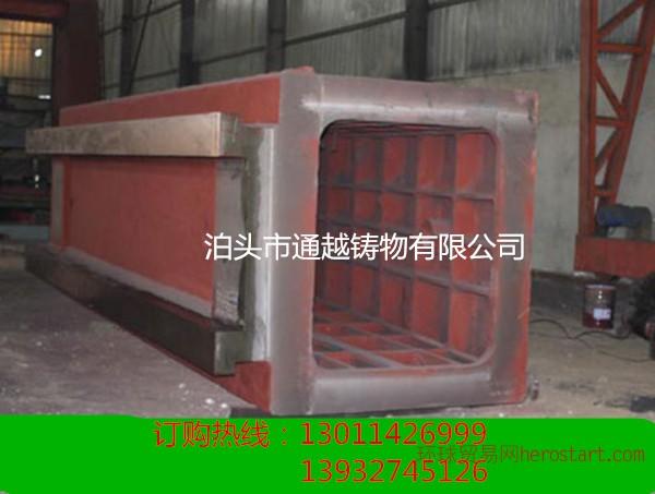通越优机床立柱     泊头铸造厂家
