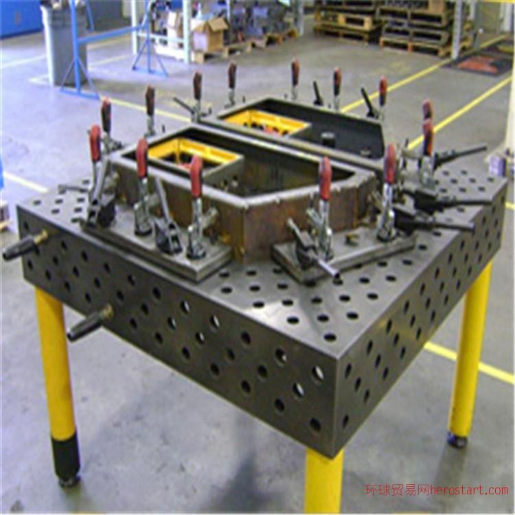 通越专业生产三维多孔柔性平台