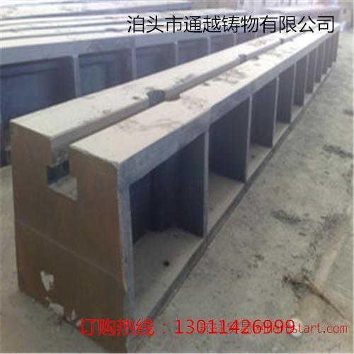 厂家直销优质大型铸件、机床铸件