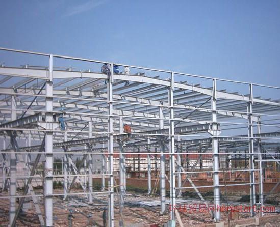 钢结构厂房及建筑