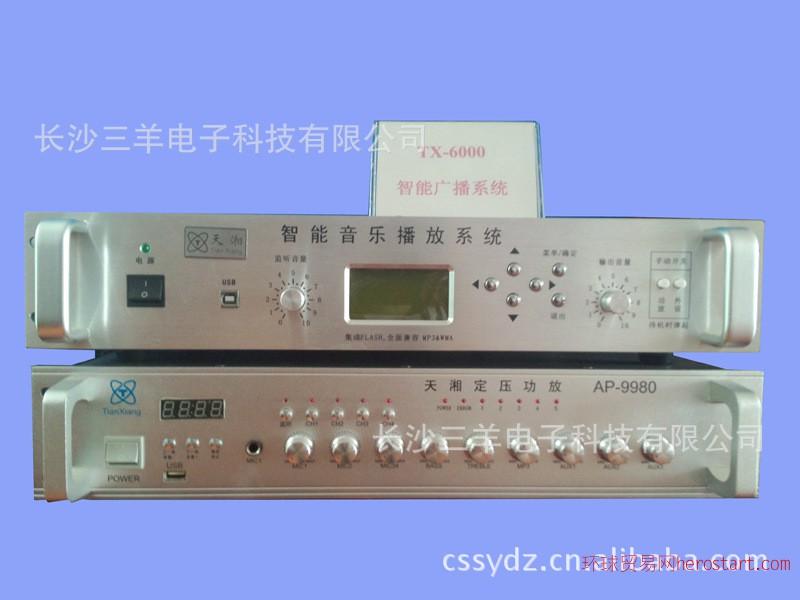 天湘TX9980广播功放