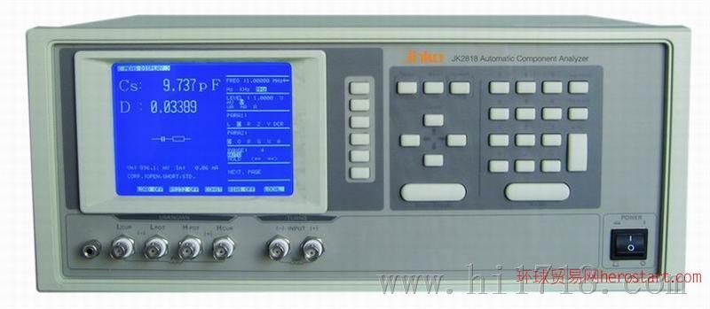 JK2818A 自动元件分析仪