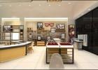 免费测量临汾眼镜店装修 山西眼镜店设计 木质展示柜生产加工厂