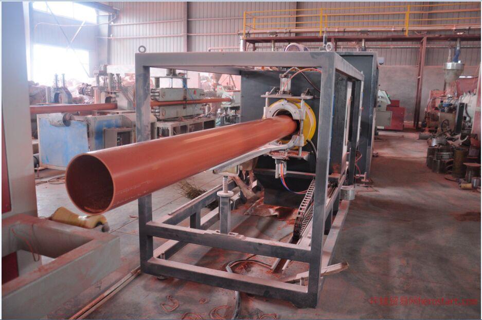 厂家直销CPVC电力管 pvc电力电缆保护管