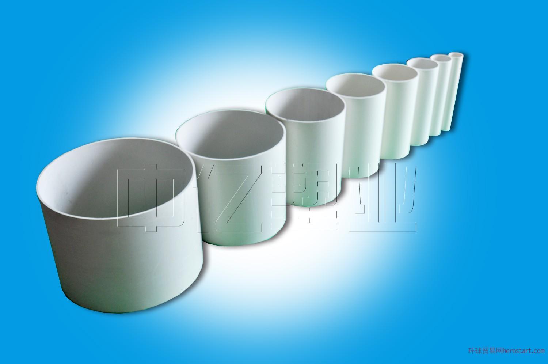 厂家直销中亿牌UPVC大口径排污管 pvc塑料管