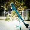 生物质垂直螺旋输送机 螺旋管式螺旋提升机 k1