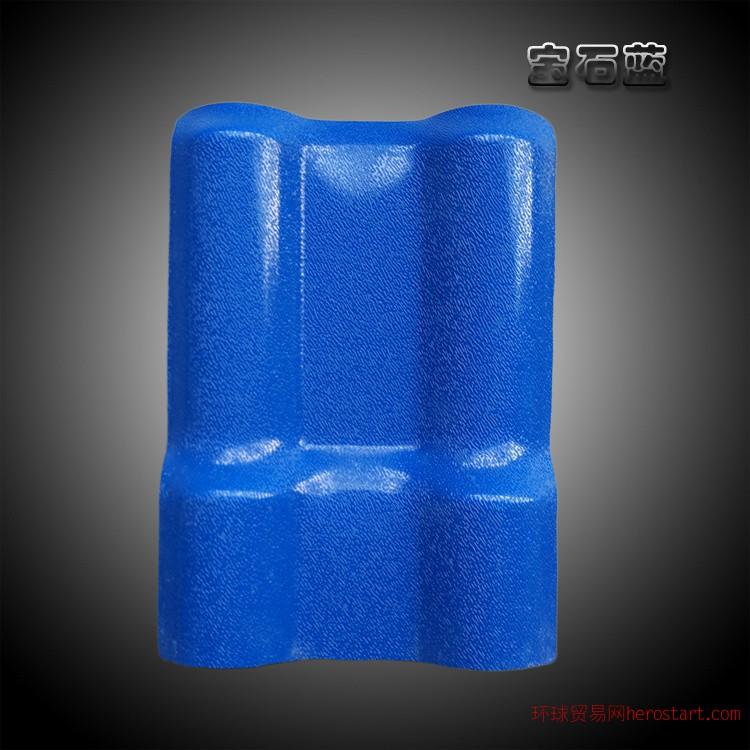 上海 保定/880耐候性合成树脂仿古瓦价格凯创建材