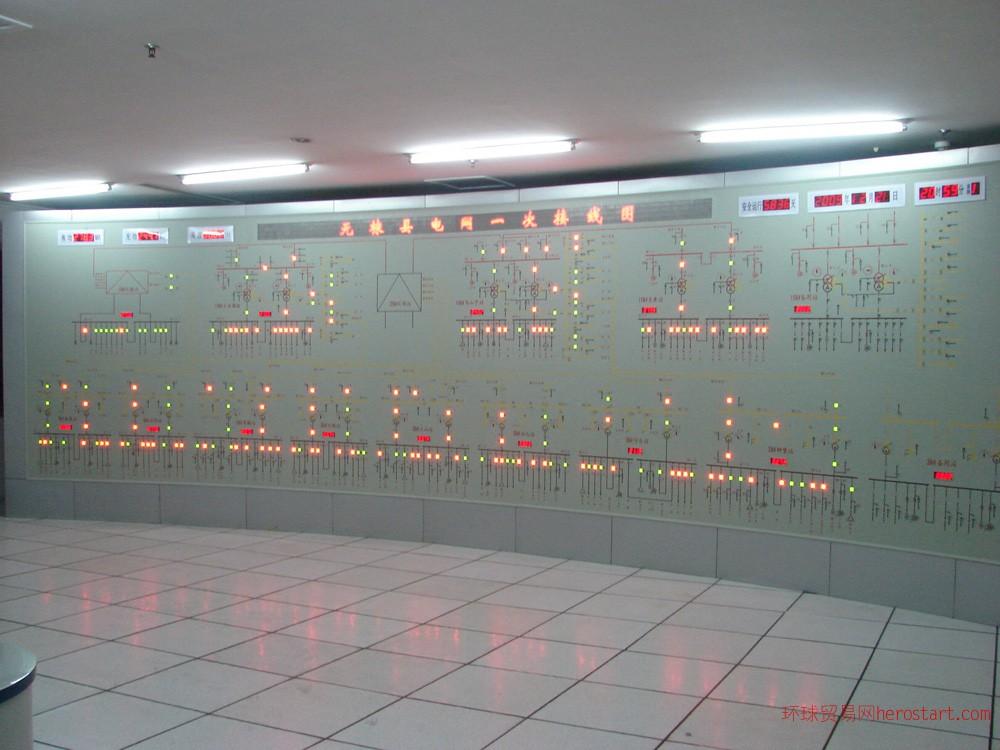 北京环亚科泰科技有限公司提供模拟屏 工业用模拟屏