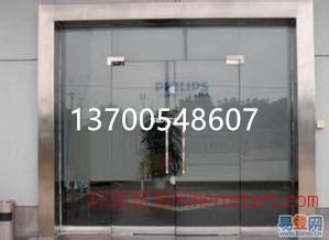 小店区定做玻璃门玻璃门安装维修方法