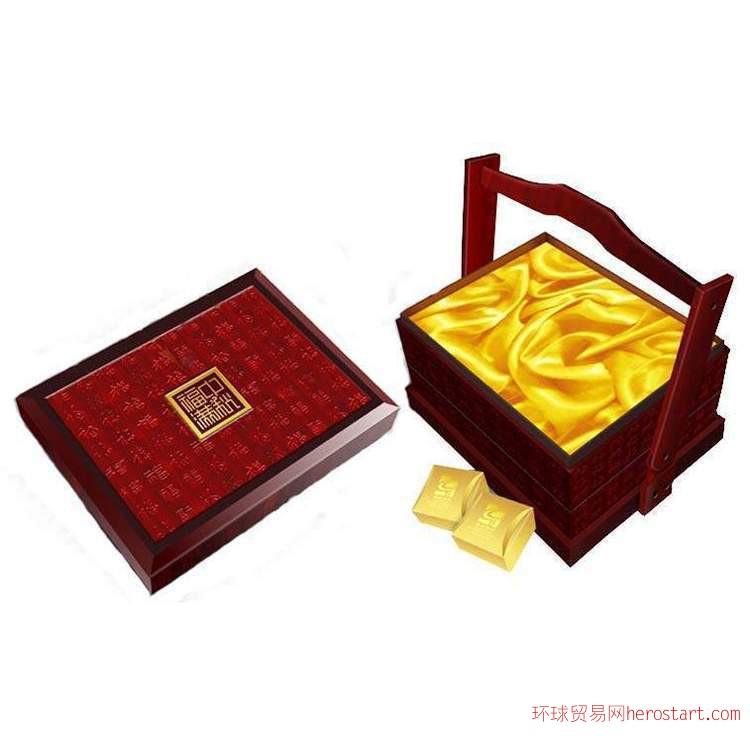 2016年新款高端茶业包装盒设计订制
