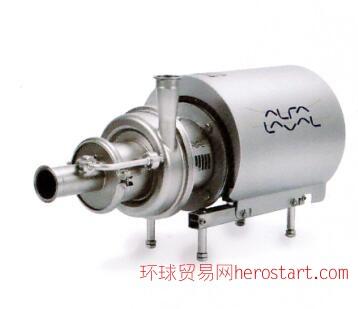 供应阿法拉伐卫生级高端自吸泵