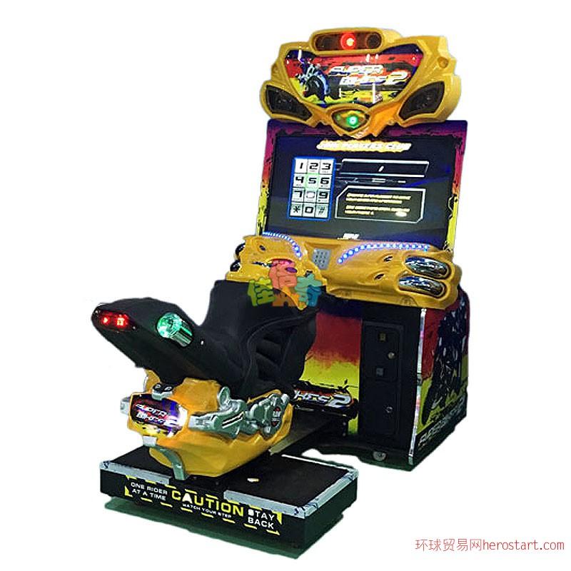 佳倍奇014大型摩托游戏机