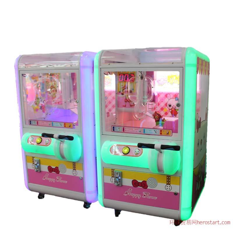 上海105投币赛车加菲猫游戏机优惠促销
