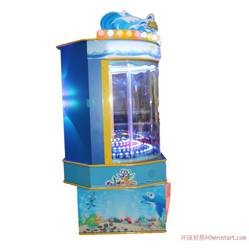 佳倍奇014海豚之星游戏机