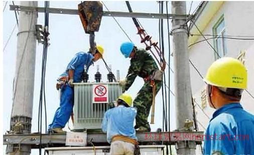 电力设备安装