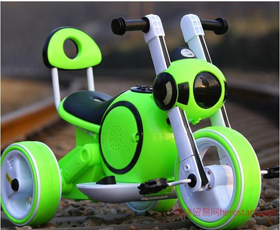 儿童电动车摩托车三轮车电动童车